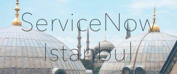 Acorio ServiceNow Istanbul