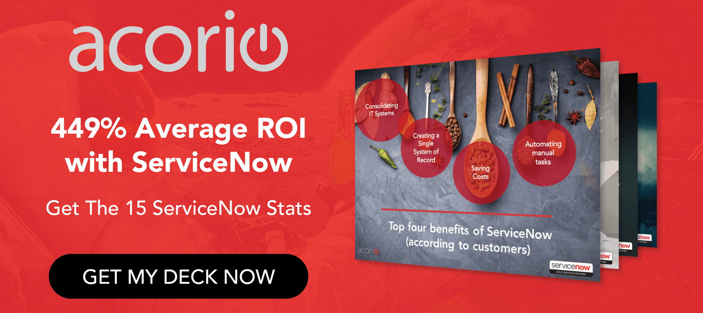 ServiceNow ROI Slides Download Now