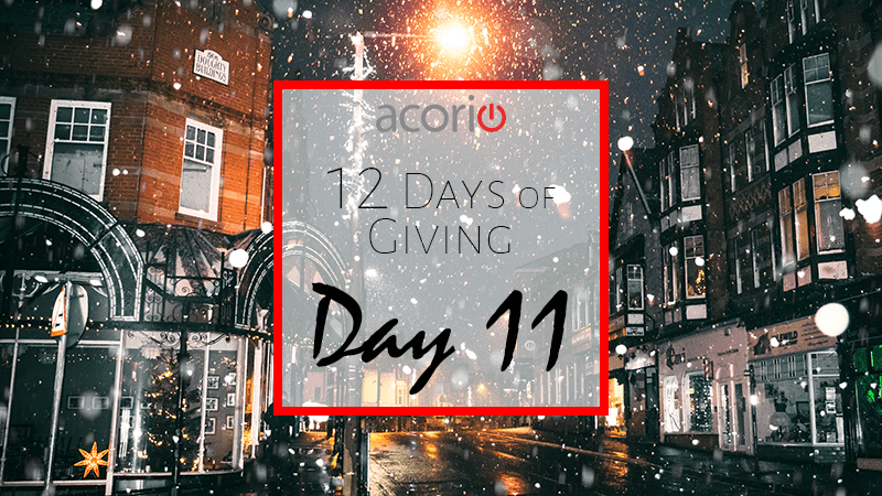 12 Days of Giving Day Day 11 Budget Template