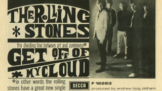 """Rolling Stones """"Cloud Provider"""""""