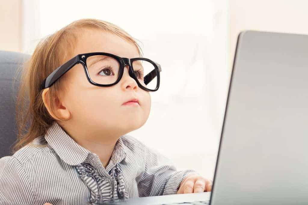 BabyOnComputer