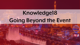 ServiceNow Resources for Knowledge18
