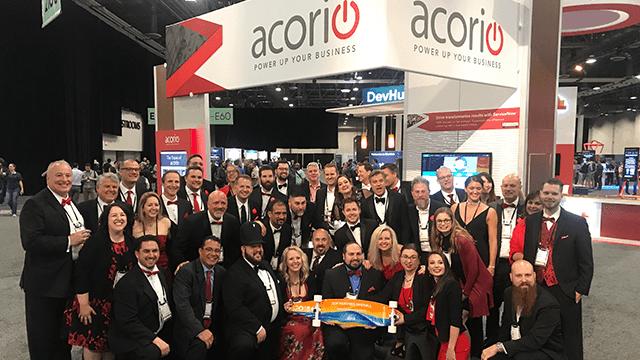 Acorio Global ServiceNow Partner K18