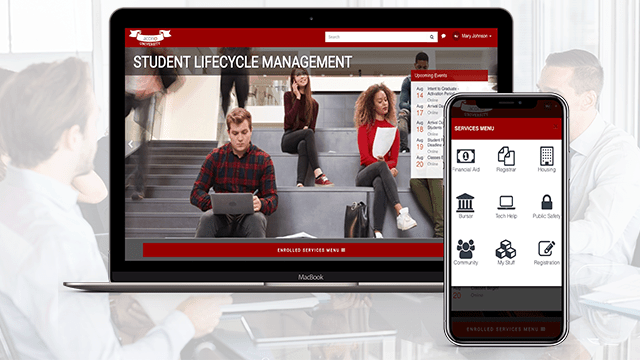 ServiceNow higher Ed OneIT