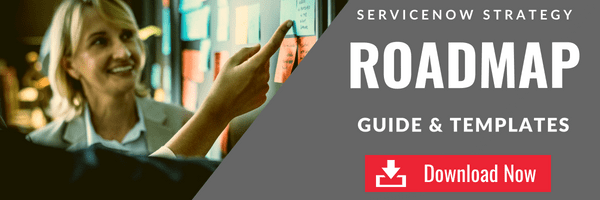 ServiceNow Roadmap Download