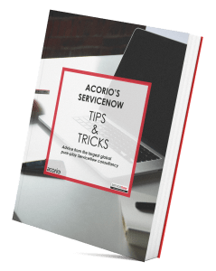 The Underlying ServiceNow Database - All Things Tables   Acorio