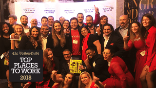 Top Place to Work ServiceNow