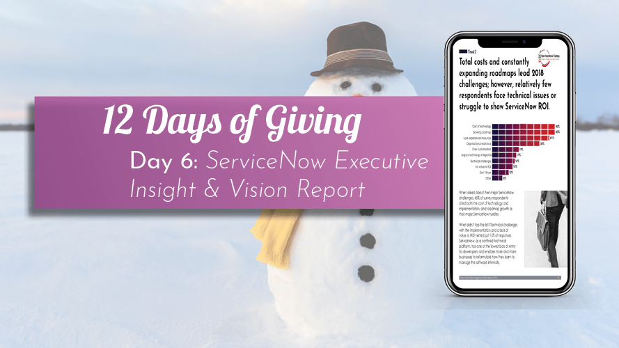 ServiceNow Service Management eBook Preview