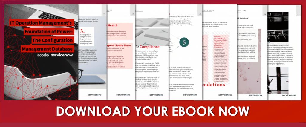 ITOM CMDB ebook preview