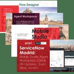 servicenow upgrade madrid webinar slides
