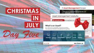 Asset management program slides