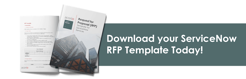 RFP Template CTA