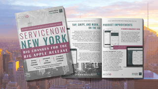 New York Release ServiceNow blog Cover