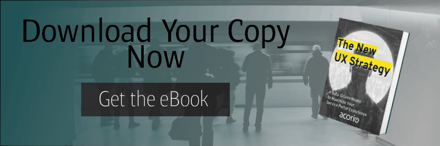 ServiceNow User Experience eBook cover