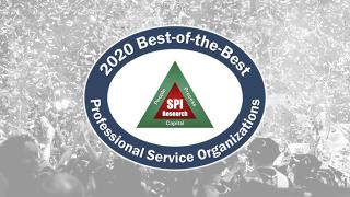 Acorio SPI Professional Services Award