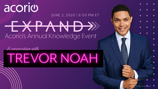 EXPAND: Acorio's Annual ServiceNow Knowledge Party with Trevor Noah