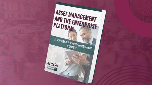 Asset management eBook cover