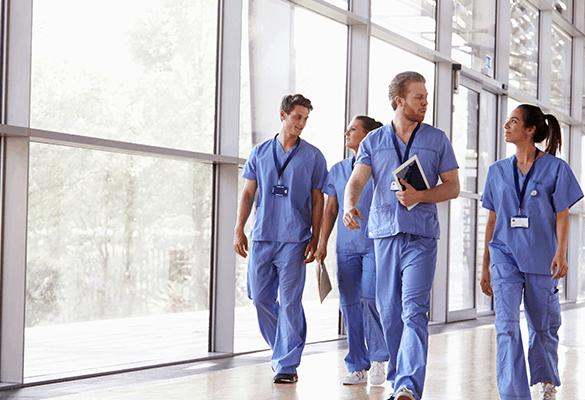 Healthcare ServiceNow Advisory Header