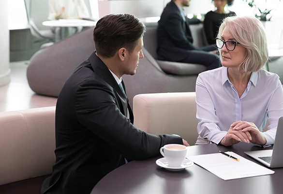FinServ Asset Managment Case Study Header