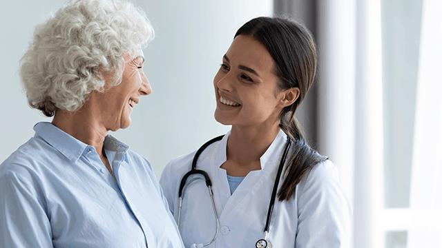 Healthcare org Legal Service Delivery Case study blog header